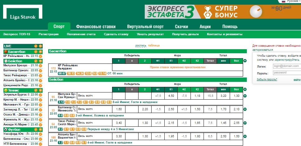 Букмекерская контора онлайн ставки на спорт брянск